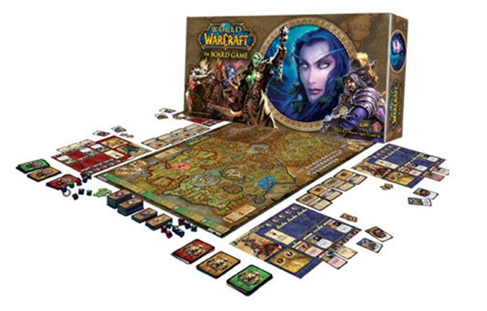 World of Warcraft: The Boardgame (Foto: Divulgação)