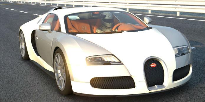 Bugatti Veyron 2013 (Foto: Reprodução/Sony)