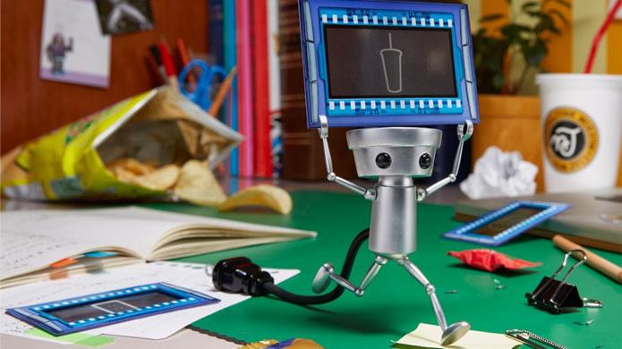 Chibi-Robo! Photo Finder brinca com fotos no mundo real (Foto: Divulgação)