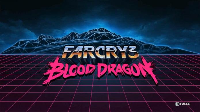 Far Cry 3: Blood Dragon foi sucesso (Foto: Divulgação/Ubisoft)