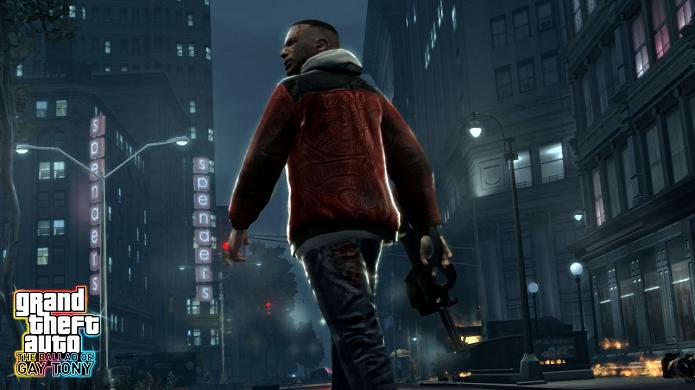 GTA IV tem DLC bem famoso (Foto: Divulgação/Rockstar)
