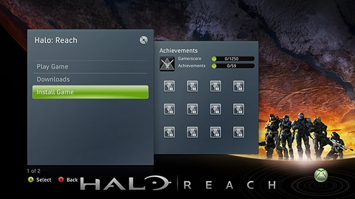 DLC de Halo 2 bombou no Xbox (Foto: Reprodução/Softpedia)