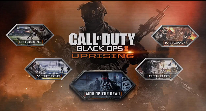 Games de tiro costumam ter vários DLCs (Foto: Reprodução/Gamebang)