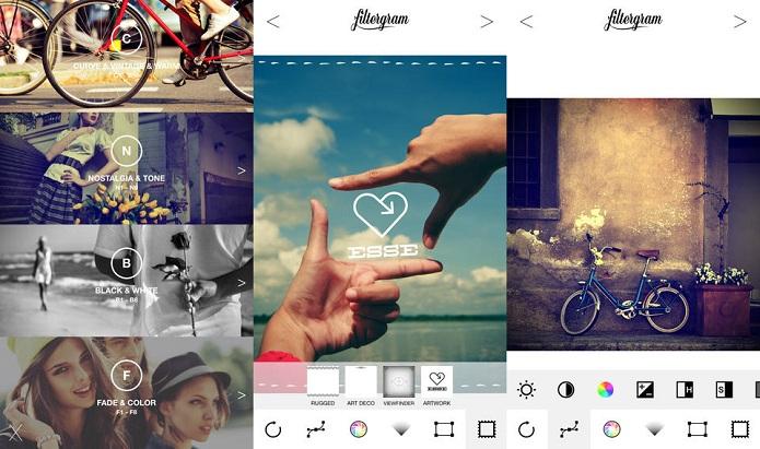 Filtergram ajuda a deixa suas fotos como você realmente quer  (Foto: Divulgação)