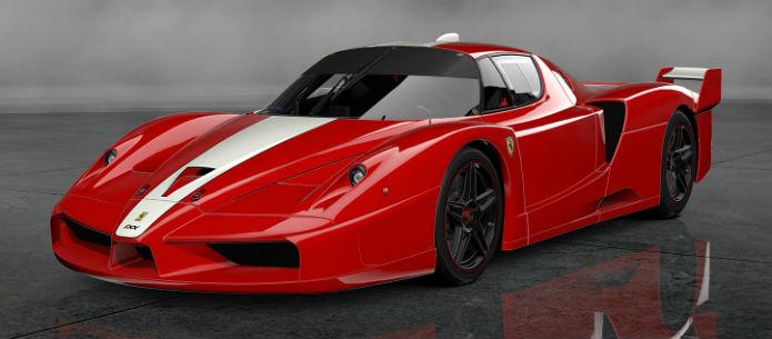 Ferrari FXX (Foto: Divulgação)