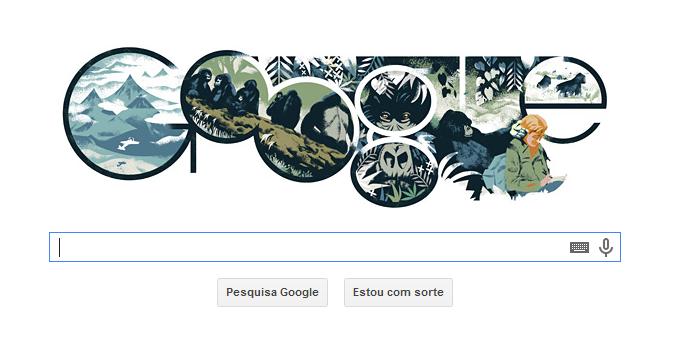 Google tem novo Doodle nesta quinta-feira (Foto: Reprodução/Google)