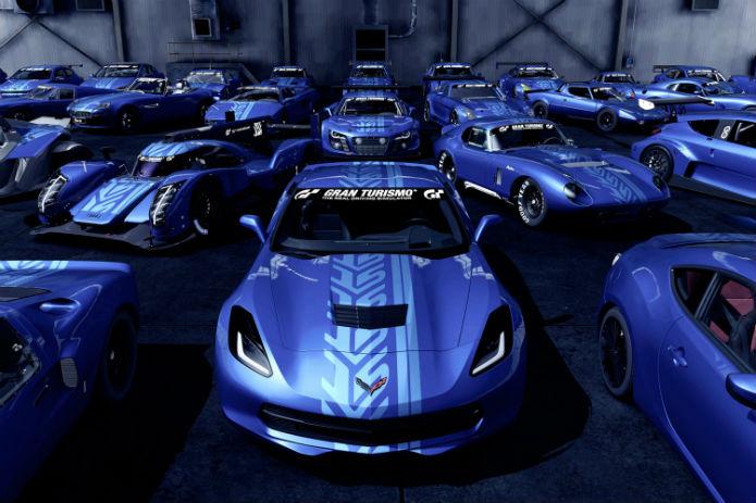Com 1.198 carros (e subindo), Gran Turismo 6 apresenta um desafio até na hora da seleção do melhor automóvel (Foto: Divulgação/Sony)