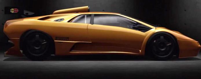Lamborghini Diablo GT2 (Foto: Reprodução/Sony)