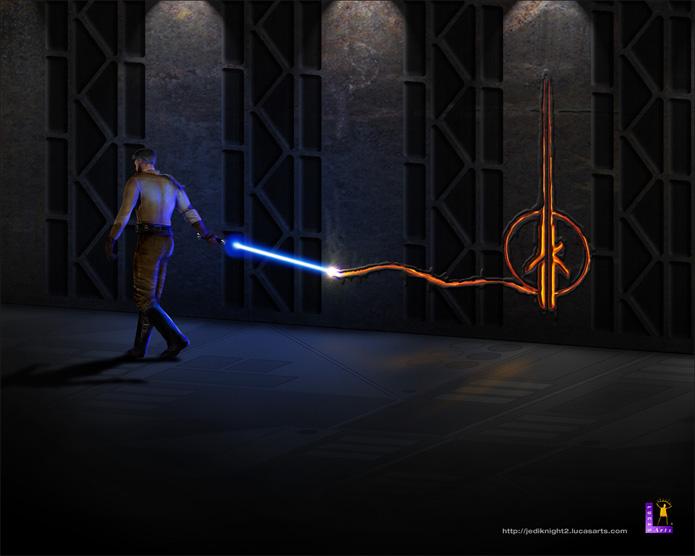 Star Wars Jedi Knight 2 (Foto: Divulgação)
