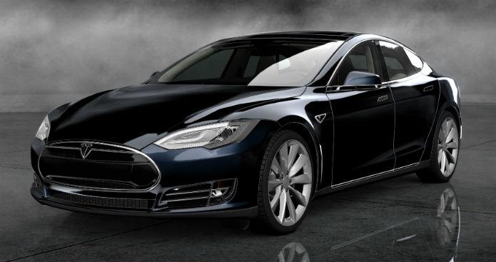 Tesla Motors Model S Signature Performance (Foto: Divulgação/Sony)