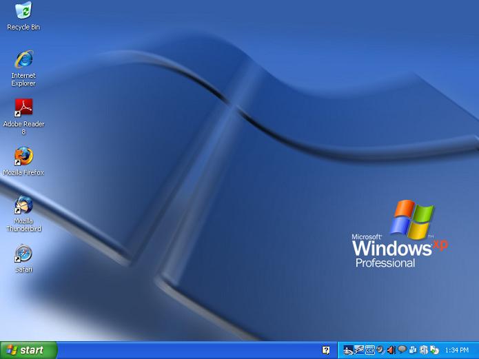 Windows XP vai ter suporte encerrado em abril (Foto: Reprodução/WinLiveHelpUser)