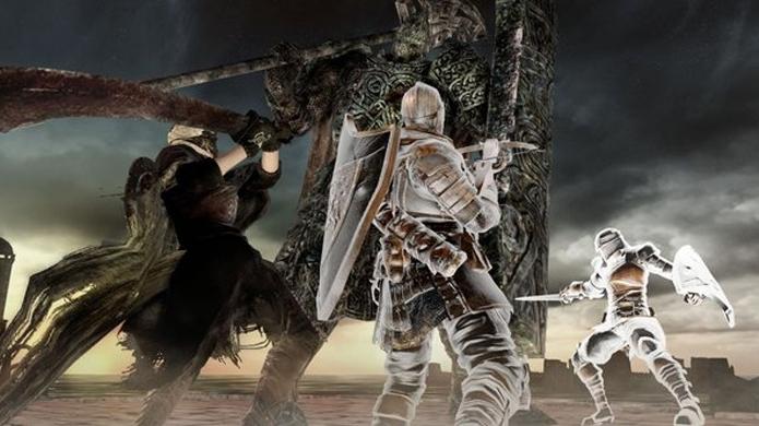 Prepare-se para ser amaldiçoado com a dificuldade de Dark Souls 2 (Foto: shacknews.com)