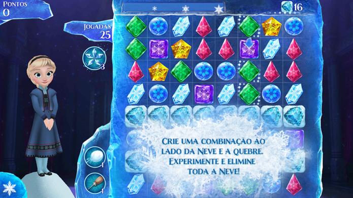 Game traz diferentes objetivos. (Foto: Reprodução)