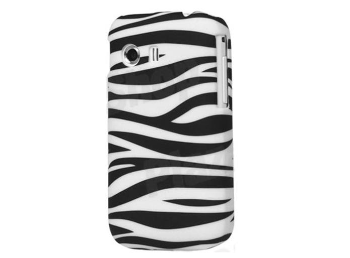Estampa de zebra na capa protetora para Galaxy Y (Foto: Divulgação/Plazza Shop)