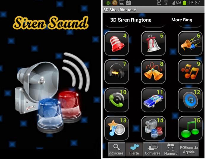 siren sound