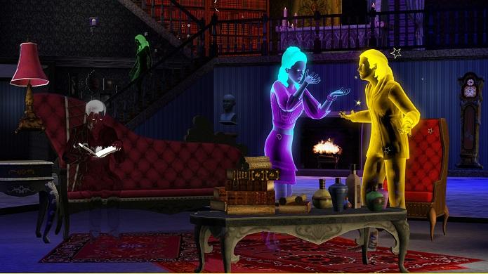 Agora aproveite seus fantasmas coloridos (Foto: Divulgação)