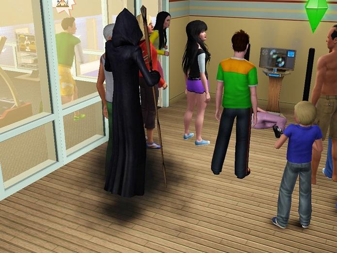 Mate alguém para que a morte apareça na sua casa (Foto: Divulgação)