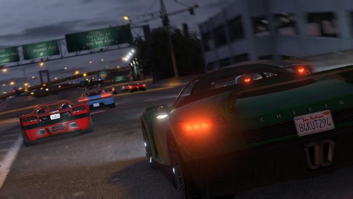 GTA Online recebeu 10 novos serviços autorizados pela Rockstar. (Foto: Reprodução)