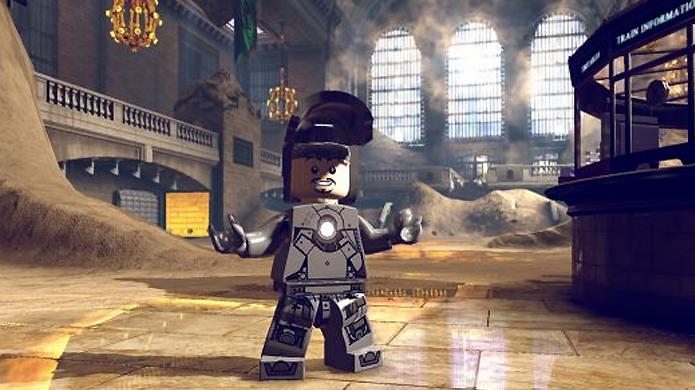 A armadura Mark 1 não é muito boa, mas quebra um galho (Foto: nerdsagainsttheworlddotnet.wordpress.com)