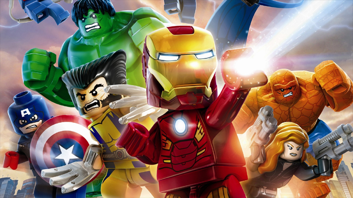 Conheça os principais heróis de LEGO Marvel Super Heroes e seus poderes (Foto: wall.alphacoders.com)