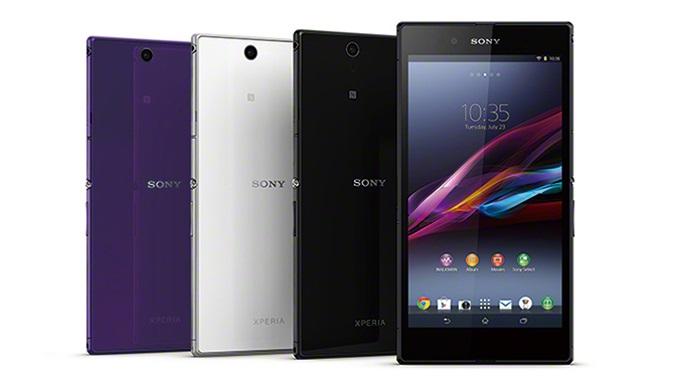 Sony Xperia Z Ultra virou um tablet ultra compacto (Foto: Divulgação/Sony)