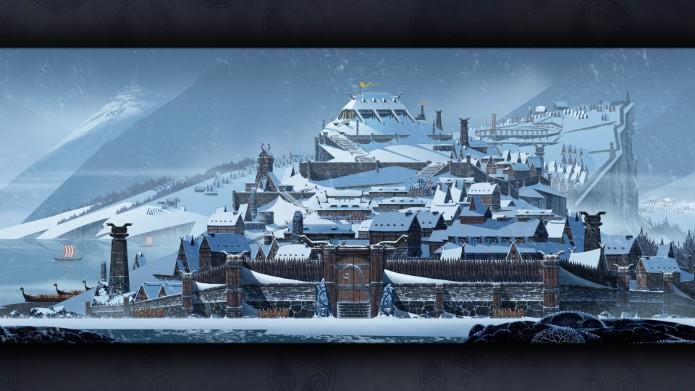 The Banner Saga, game de RPG estratégico, pode ter que mudar de nome. (Foto: Divulgação)