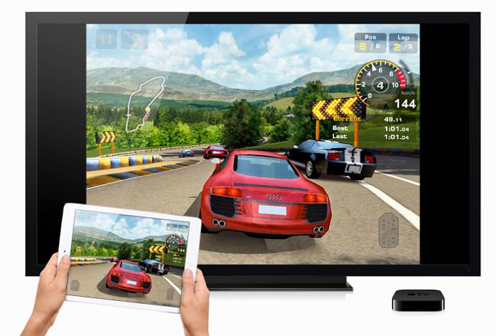 Apple TV pode entrar no mercado de games em 2014 (Foto: Divulgação/9to5Mac)