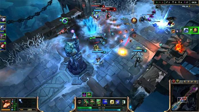 League of Legends pode ter viradas épicas nas partidas (Foto: Reprodução/Felipe Vinha)