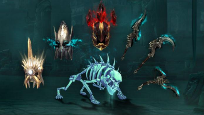 Reaper of Souls Deluxe traz Cão Espectral e Transmogrifação (Foto: Divulgação)