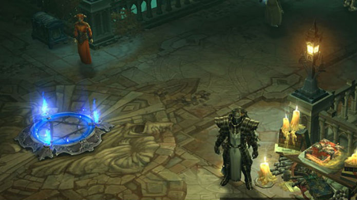 Reaper of Souls traz Cruzado como nova classe (Foto: Divulgação)