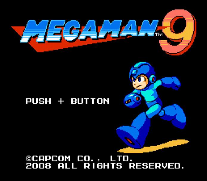 Mega Man 9 (Foto: Divulgação)