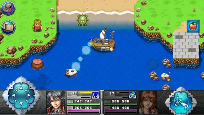 Across Age 2 homenageia os clássicos jogos de RPG, apresentando uma história cativante (Foto: Divulgação)