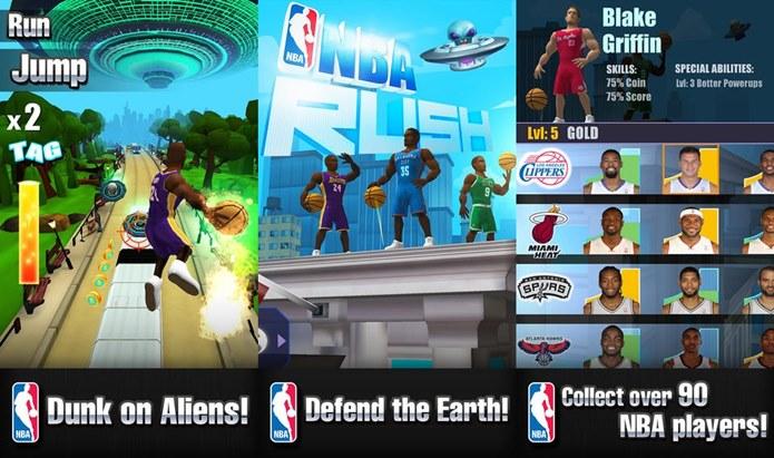 Defenda a Terra com os melhores jogadores de basquete do mundo (Foto: Divulgação)