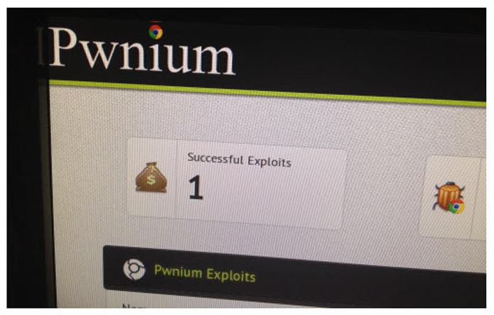 Pwnium vai recompensar quem conseguir invadir Chrome OS (foto: Reprodução/ZDNet)