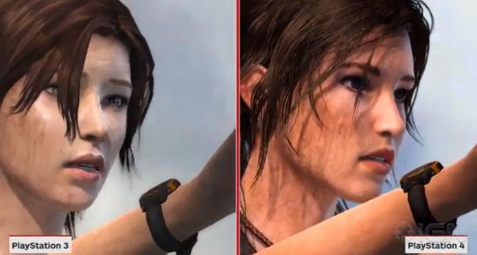 Lara está bem diferente no novo game (Foto: Reprodução/IGN)