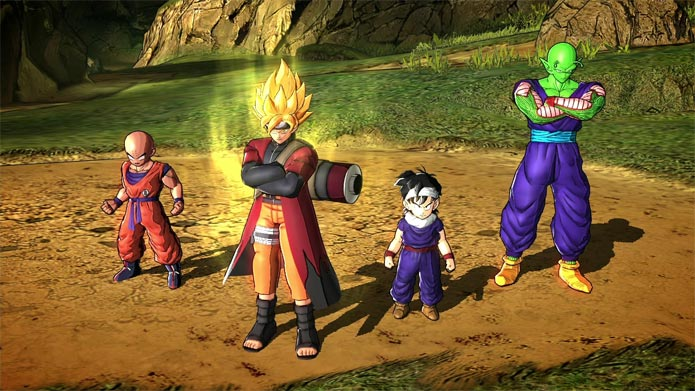 Dragon Ball Z: Battle of Z (Foto: Divulgação)