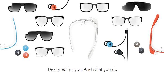 Glass ganhou novas opções de customização (Foto: Divulgação/Google)