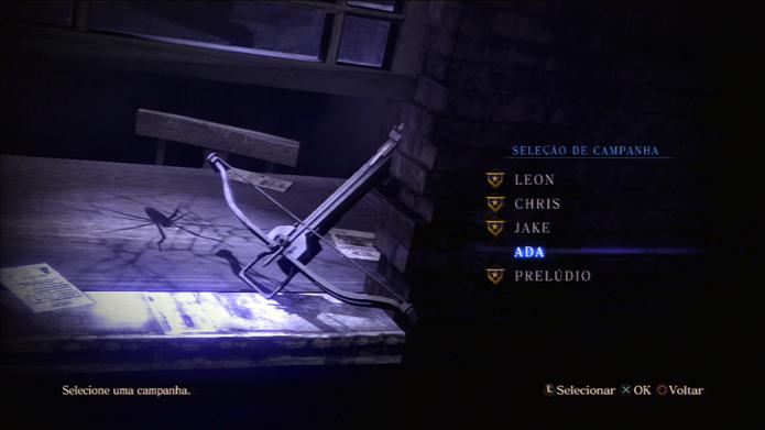 Resident Evil 6 traz novos e antigos personagens. (Foto: Reprodução)