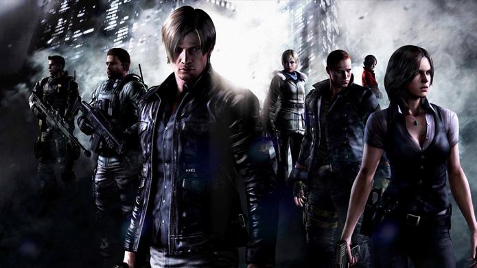 Resident Evil 6. (Foto: Divulgação)