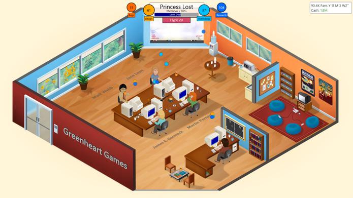 Game Dev Tycoon (Foto: Divulgação)