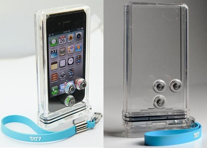 Scuba Case, para iPhone 4 e 4S (Foto: Divulgação/TAT7)