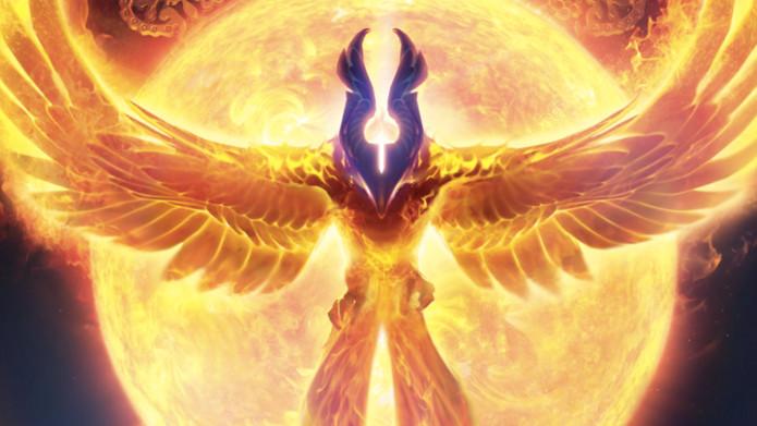 Phoenix é o mais novo herói de Dota 2 (Foto: Divulgação)