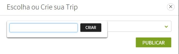 Crie sua viagem no Trippics (Foto: Reprodução/Carolina Ribeiro)
