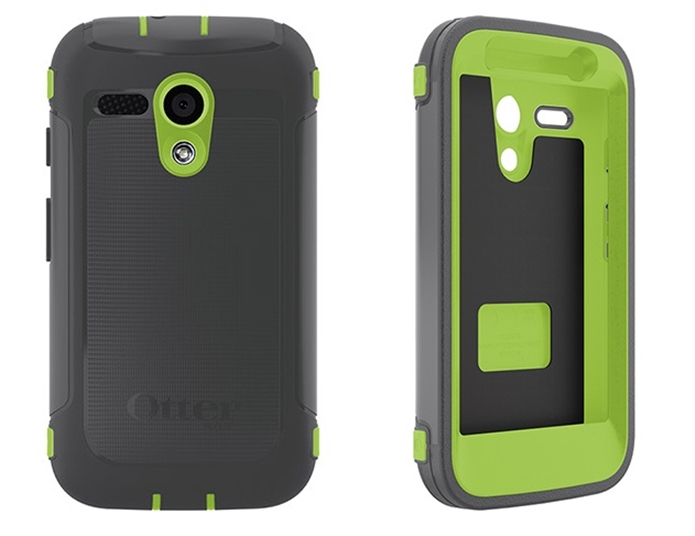 Capa Defenser Series para Motorola Moto G (Foto: Divulgação/OtterBox)