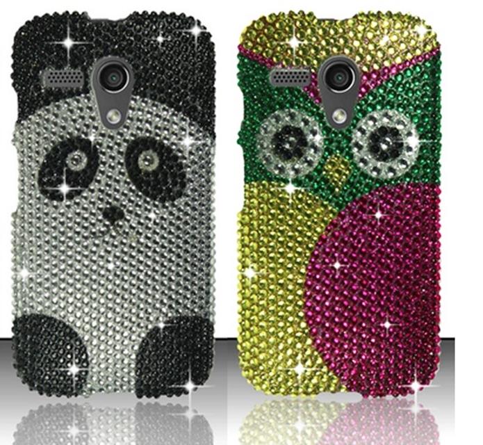 Capas com brilho para Motorola Moto G (Foto: Divulgação/eBay)