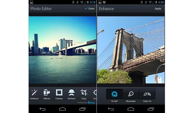 Insta Collage Maker é um aplicativo de colagens de fotos (Foto: Divulgação)
