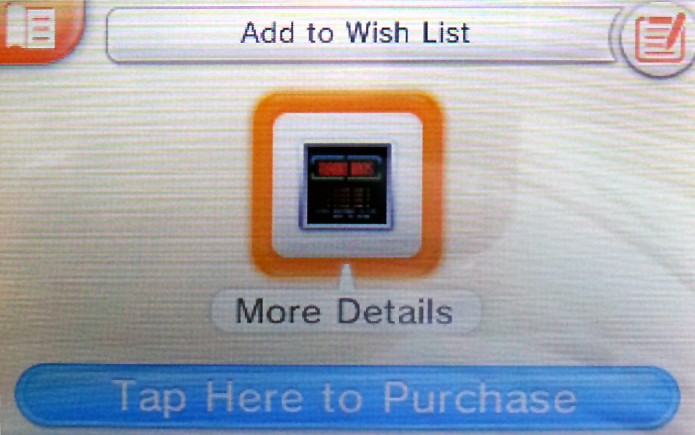 Passo 1 - Escolha um jogo e clique em Tap Here to Purchase (Foto: Reprodução)