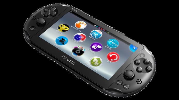 Playstation Vita Slim. (Foto: Divulgação)