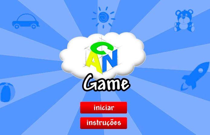 Feito para crianças autistas, o Can Game utiliza a tecnologia do Kinect (Foto: Divulgação)
