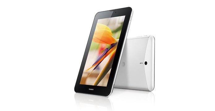 O MediaPad 7 Vogue tela de 7 polegadas com resolução de 1024x600 pixels (Reprodução/Huawei)